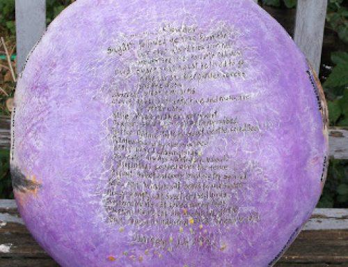 Clowder Of Cats Memorial Gourd Urn